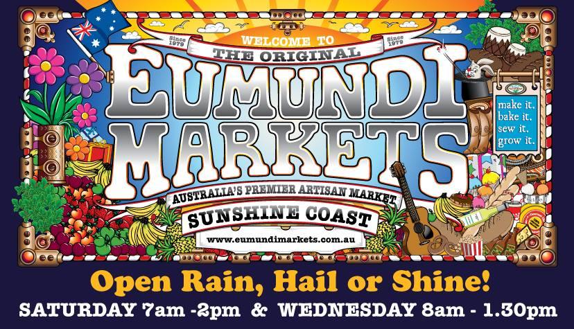 Visit the Eumundi Night Markets this December