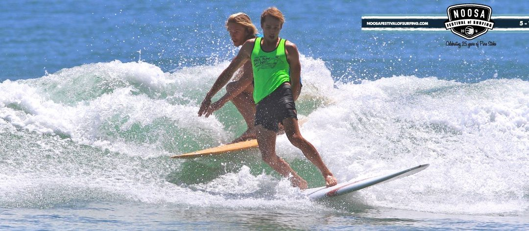 Get Ready for the Noosa Summer Swim & Noosa Festival of Surfing 2017