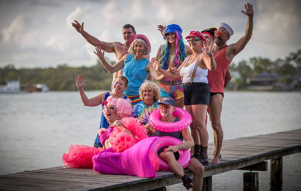 Celebrate diversity at the Noosa Rainbow River Festival!